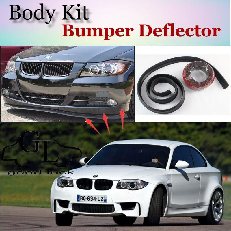 Bumper Lip Lips For Bmw 1 M1 E81 E82 E87 E88 F20 F21 Top Gear