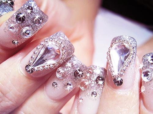 35 best diamond nail art ideas 2014 nail design ideaz food 35 best diamond nail art ideas 2014 nail design ideaz prinsesfo Images