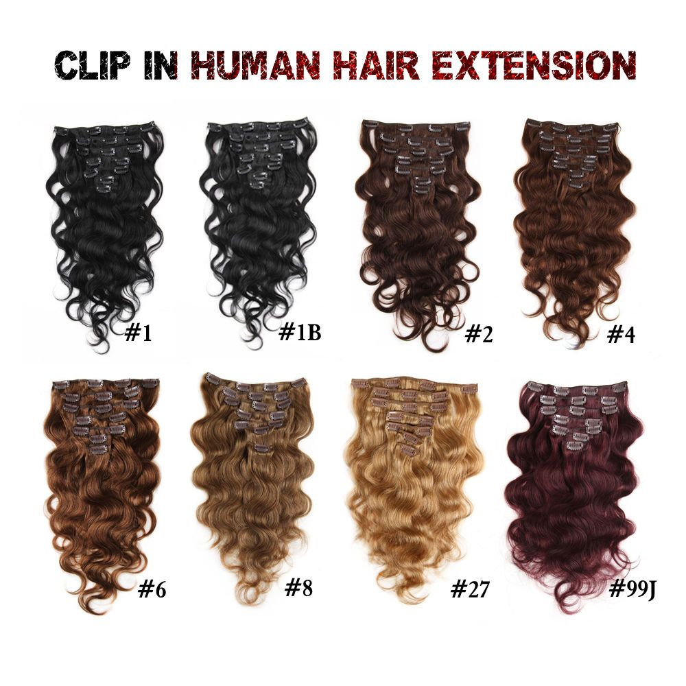 100 Remy Human Hair Any Color 100g Grade Aaa Always Brush Your