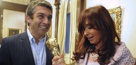 El mundo de la cultura se suma a la polémica entre el actor Ricardo Darín y la presidenta argentina