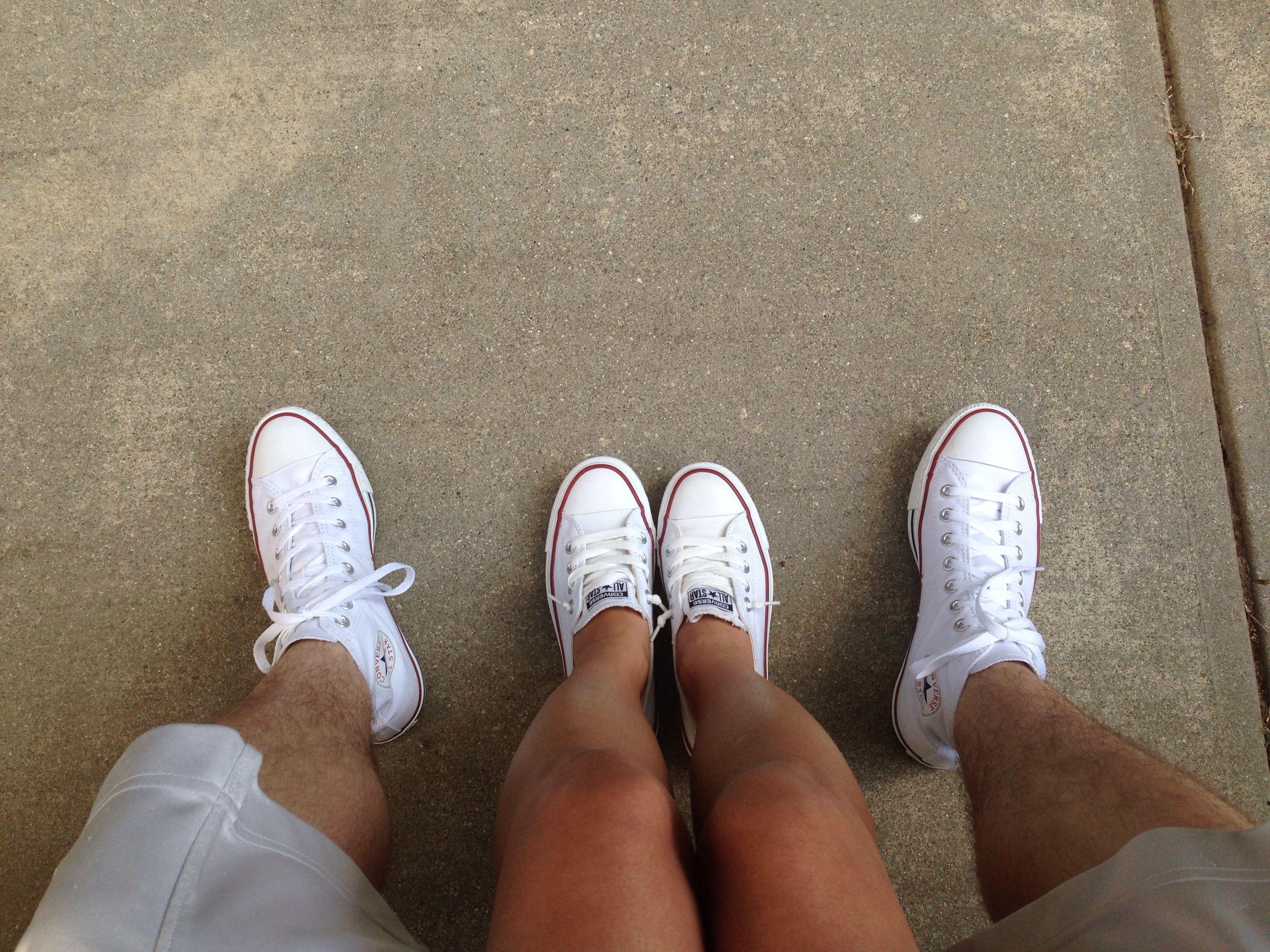 relationship goal met matching converse cute couple