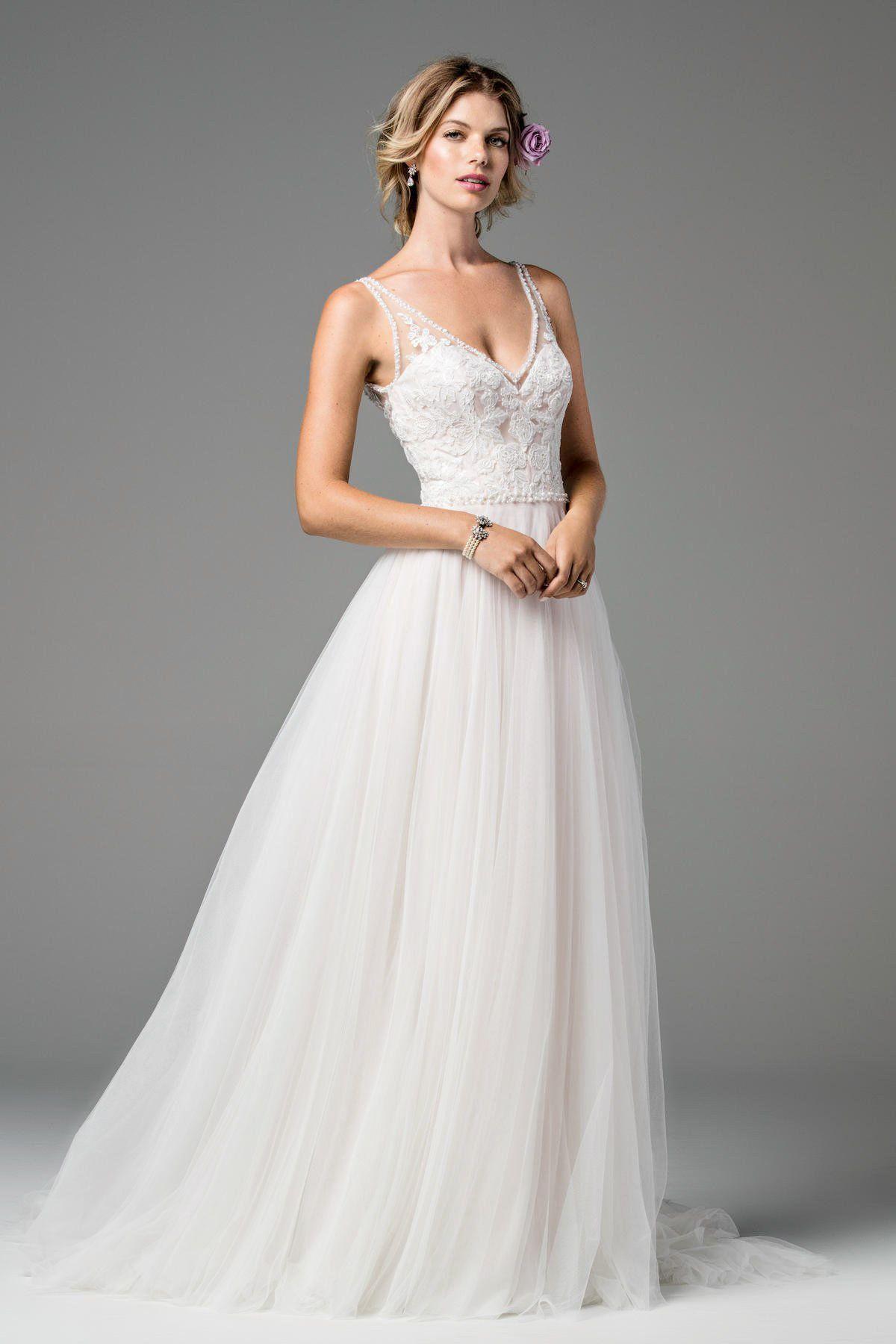 WTOO Locklin, blush | Wedding: The Dress | Pinterest | Brautkleider