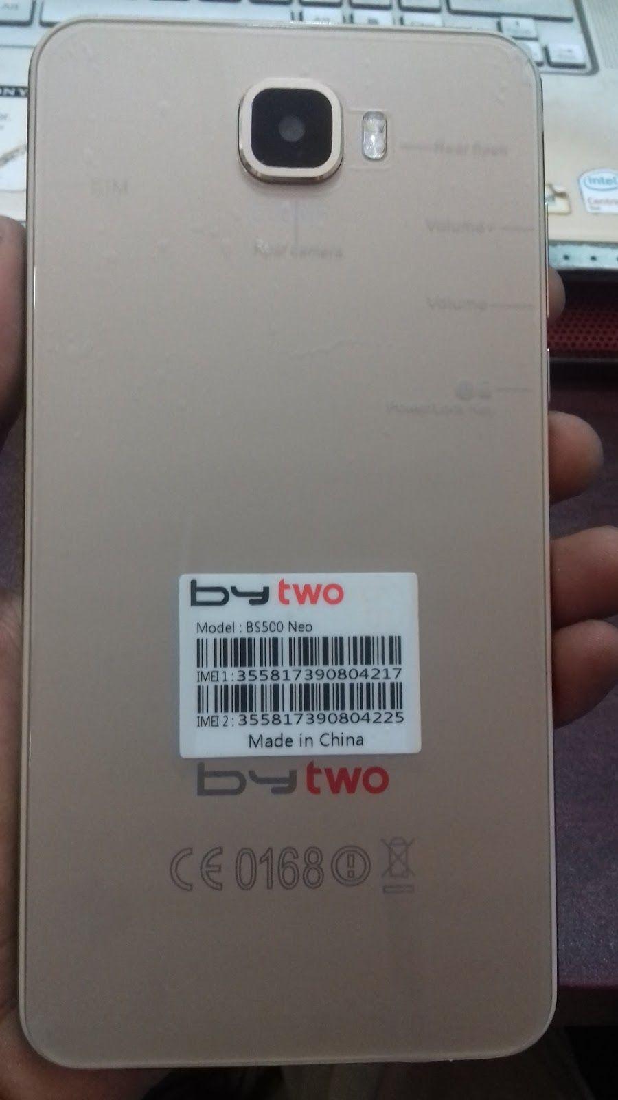 Bytwo BS500 Mega Firmware Flash File [Lollipop MT6580 ROM