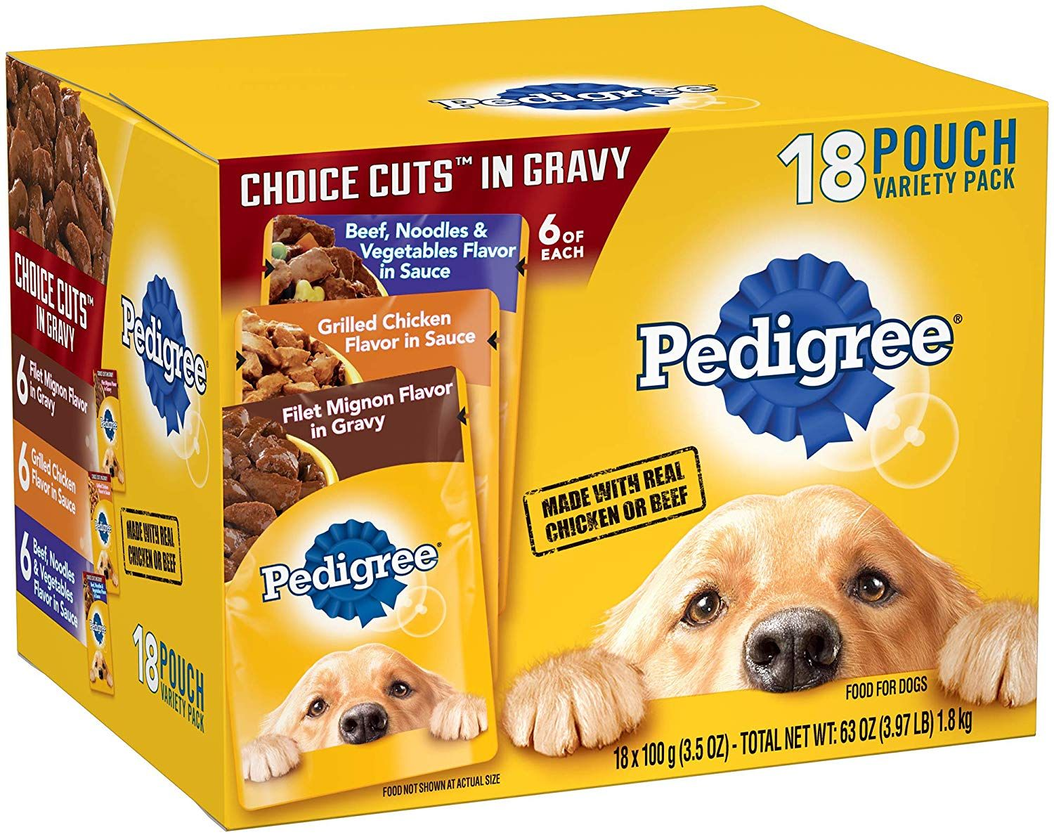 Pin on best dog food pouches