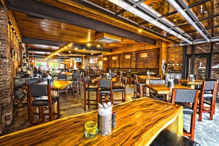 Townhall Restaurant Bar And Urban Cafe By Anise E Nakhel