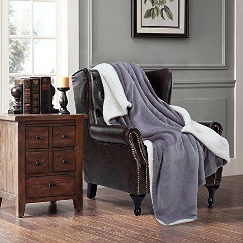 Bedsure Sherpa Blanket Throw Blankets Bed Blankets Soft Cozy And Fascinating Bedsure Sherpa Blanket Throw Blankets