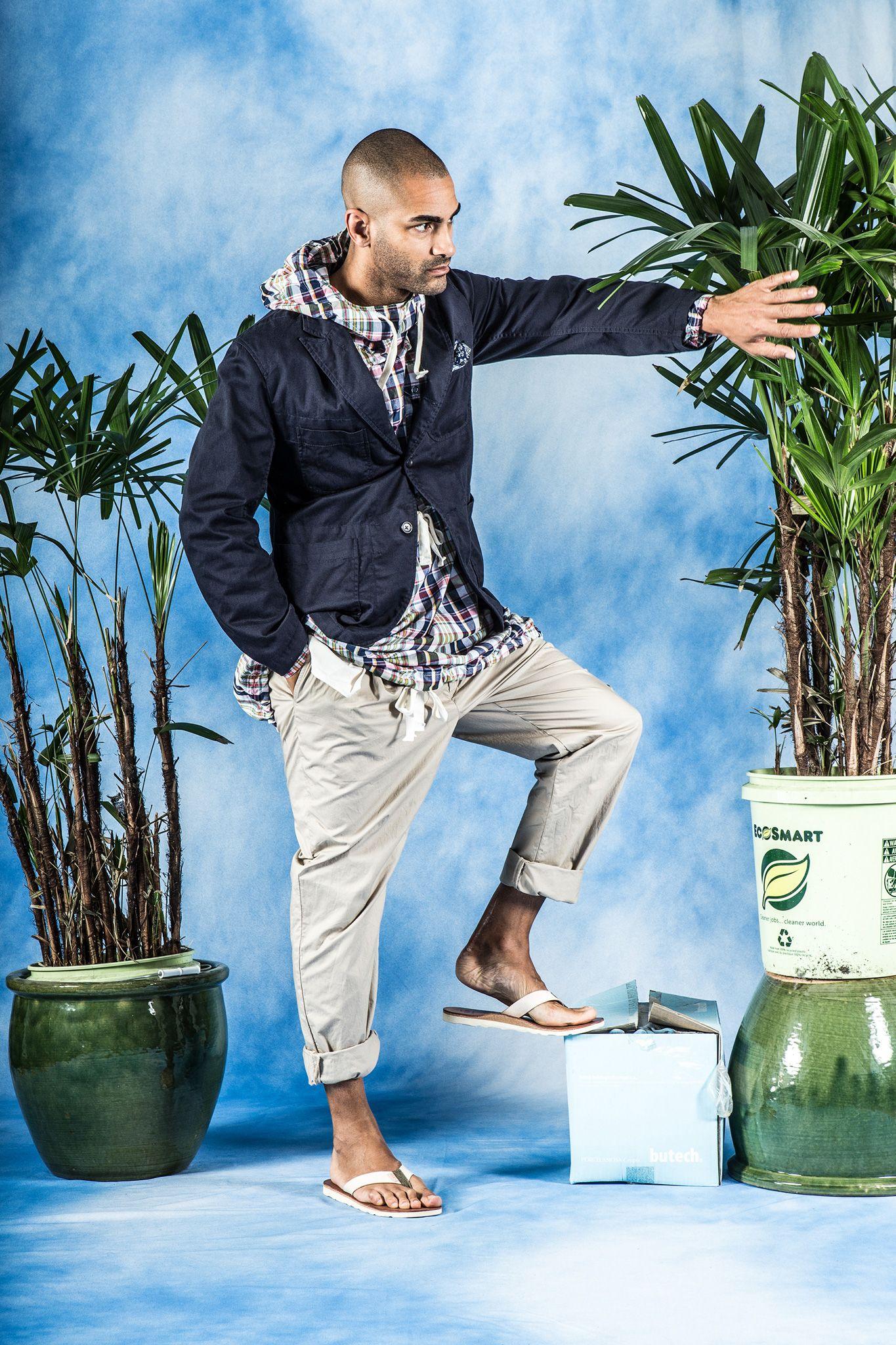 Engineered Garments - Spring 2016 Menswear - Look 33 of 33