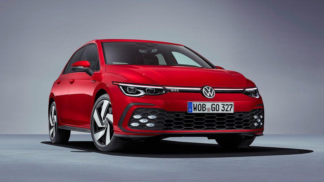 Neuer Vw Golf 8 Gti 2020 Frontantriebs Fahrmaschine Mit Software Kick In 2020 Volkswagen Golf Golf Auto Vw Golf 8