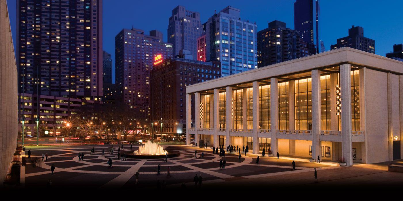 Nycb David H Koch Theater State Theatre City Ballet Nycb