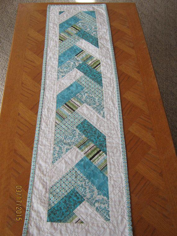 French Braid Table Runner/Table Topper/Wall Hanging/Sofa table Runner/Dresser Topper/Easter Table Runner Item #122