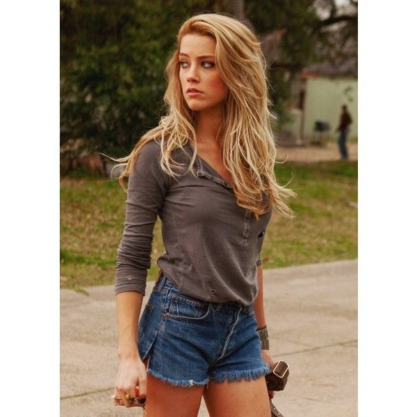 Beauty ❤ liked on Polyvore featuring beauty products, amber heard, people, hair, girls and models