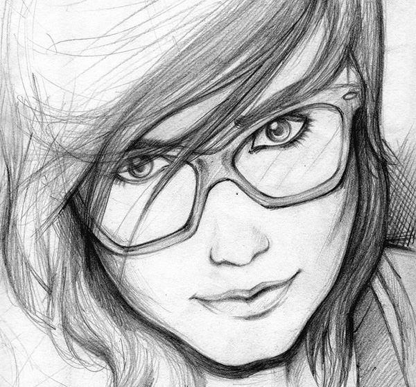 Sketch drawing pencil sketch by art drawings people 2013