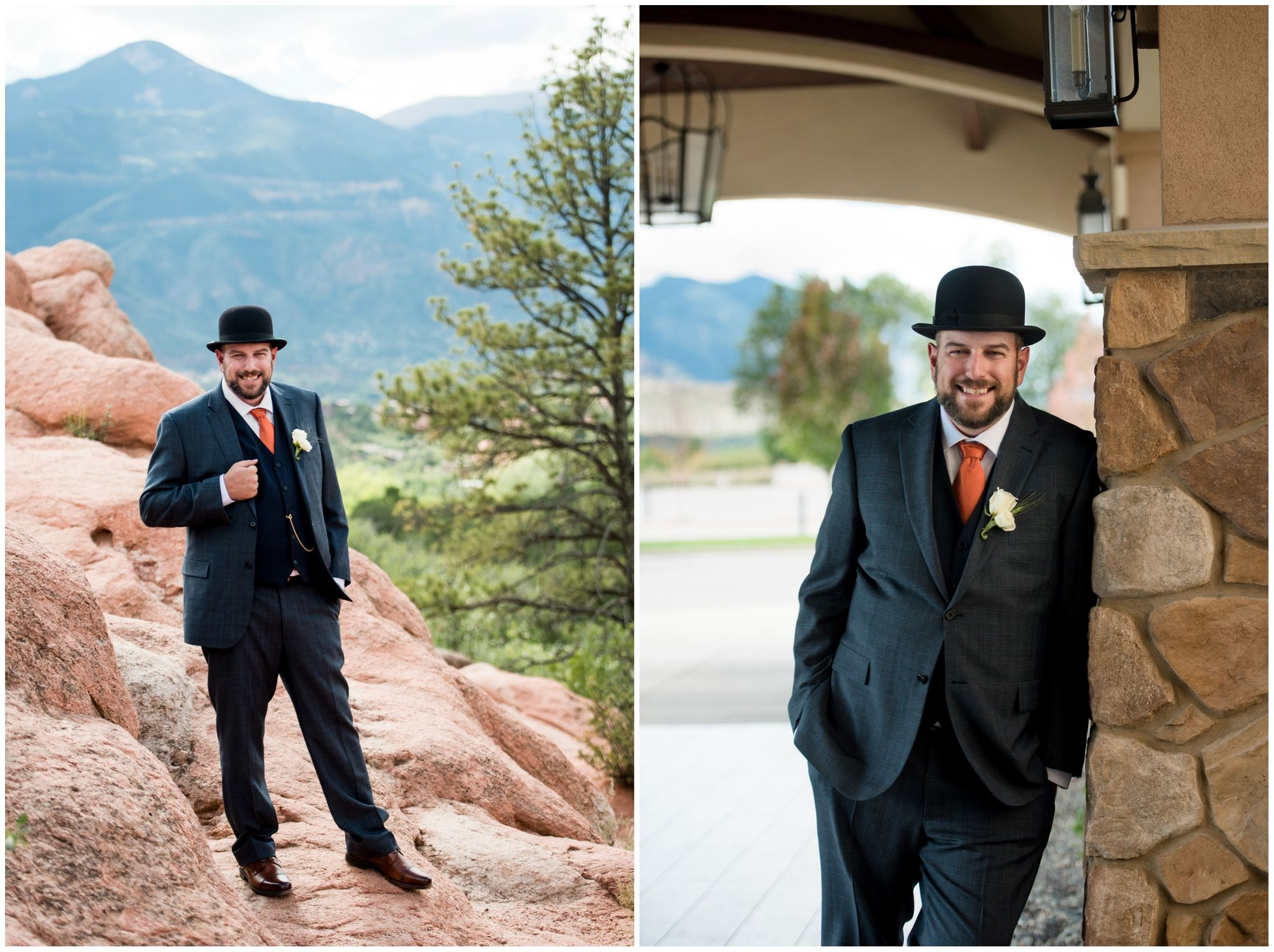 The Pinery at the Hill Wedding Colorado Springs