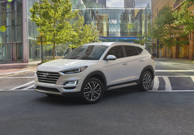 2020 Hyundai Tucson Hyundai tucson