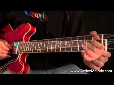 Blues Guitar Lesson - Understanding the Turnaround
