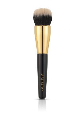 110449 Artistry Foundation Brush With Images Foundation