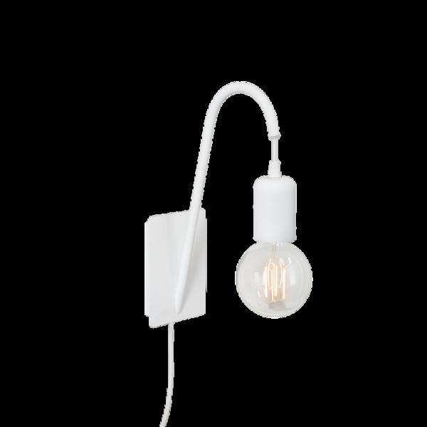 vtwonen glow wandlamp wit verlichting pinterest wandlamp