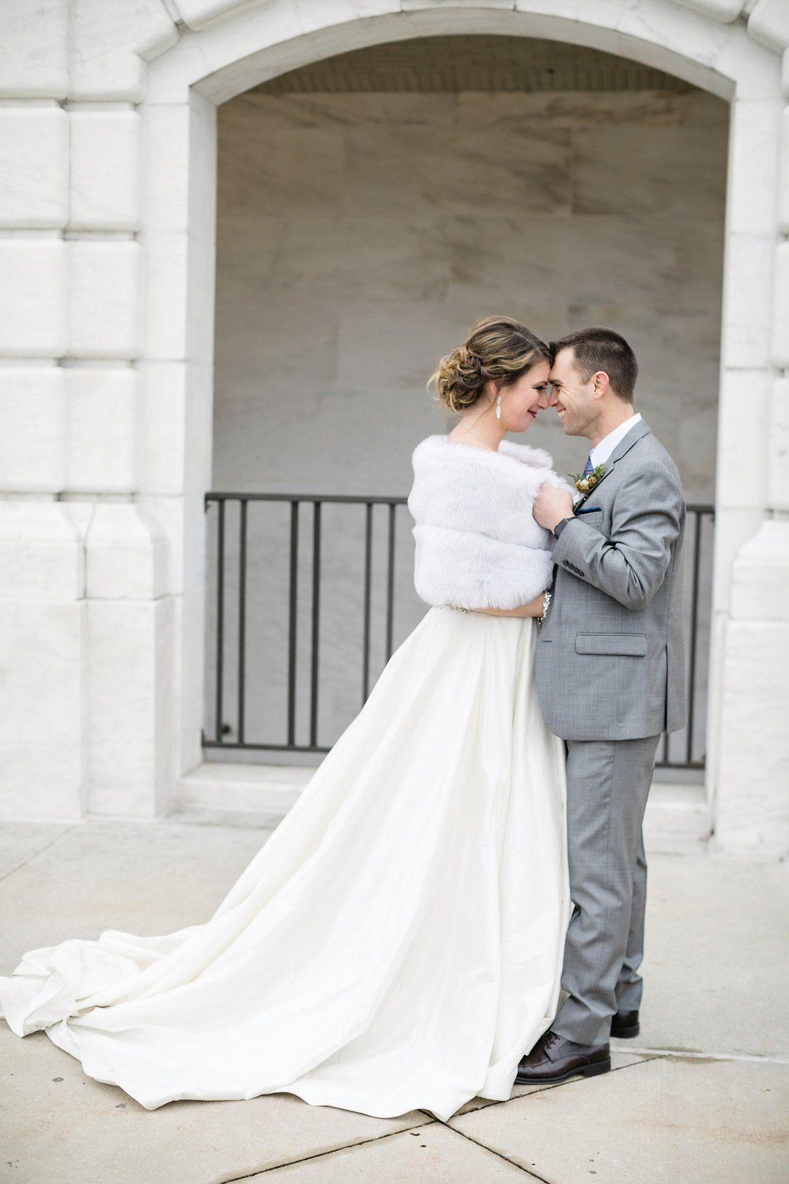 5ca7a0df26829 Light Gray faux fur bridal wrap, Wedding Fur shrug, Grey Fur Wrap ...