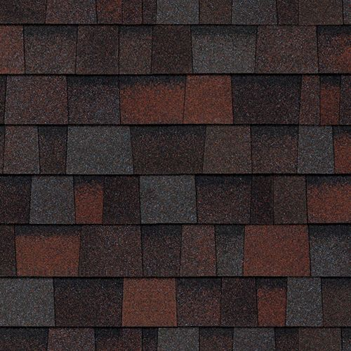 Owens Corning Roofing Shingles Trudefinition Duration Designer Colors Collection Merlot Owens Corning Shingles Color Design Architectural Shingles