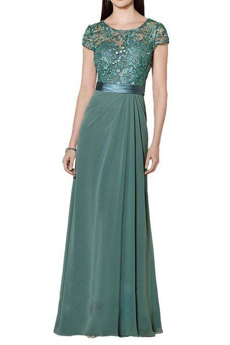 Promgirl House Damen Elegant Spitze A-Linie Abendkleider ...