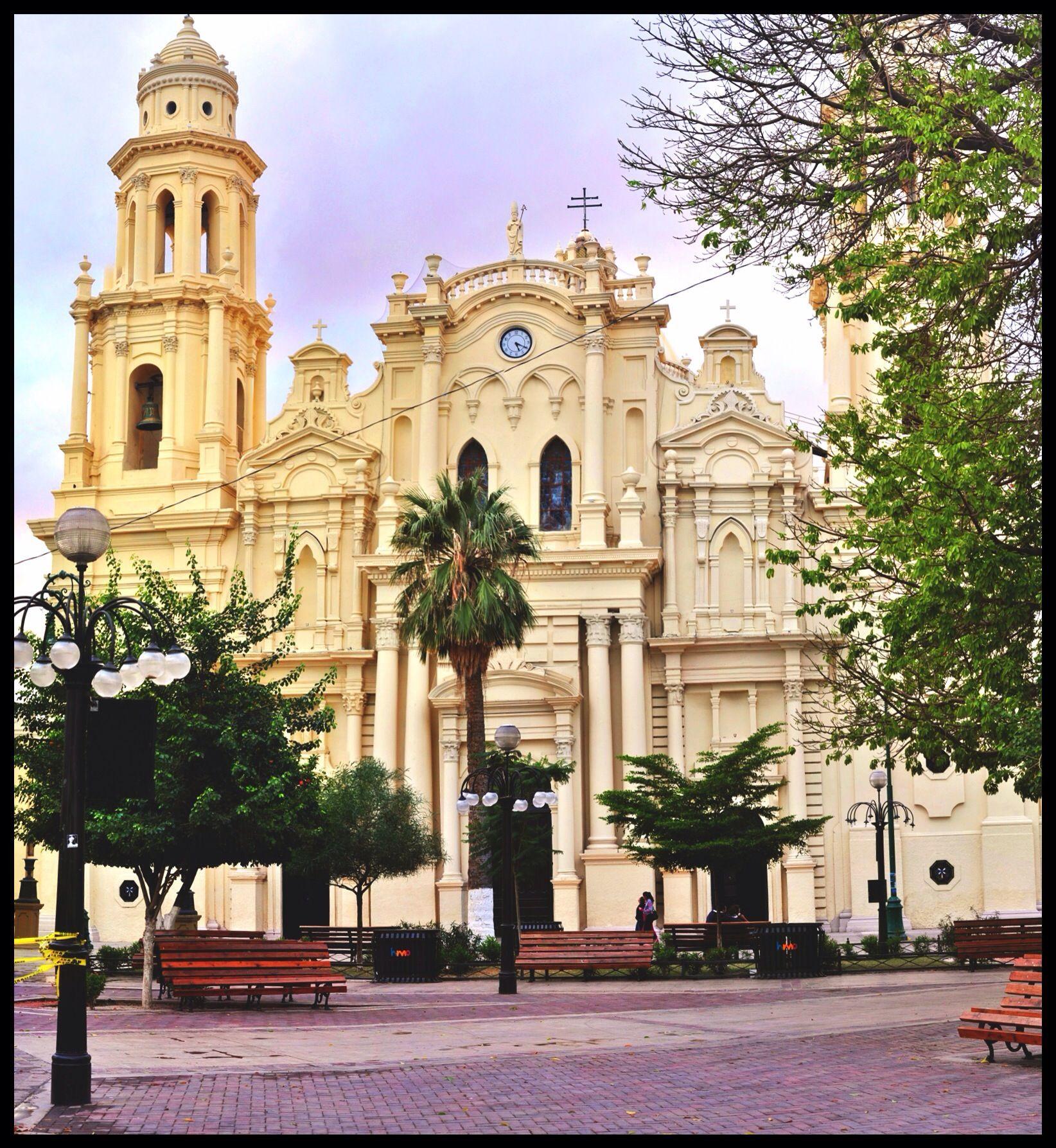 Catedral Hermosillo Sonora Lugares Xico