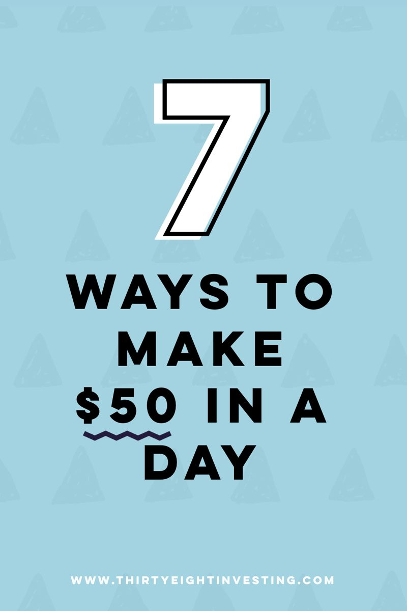 7 surprisingly simple ways to make 50 a day thirtyeight