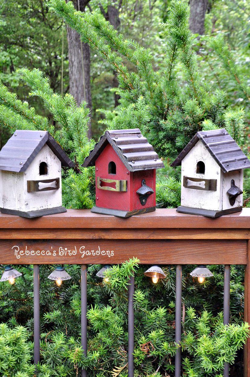 Birdhouse dog house!