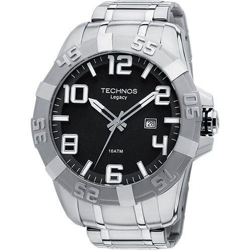 SHOPTIMEMOB Relógio Masculino Technos 2315aaz 1p - R 197,90   Bem Barato 7e93546e9e
