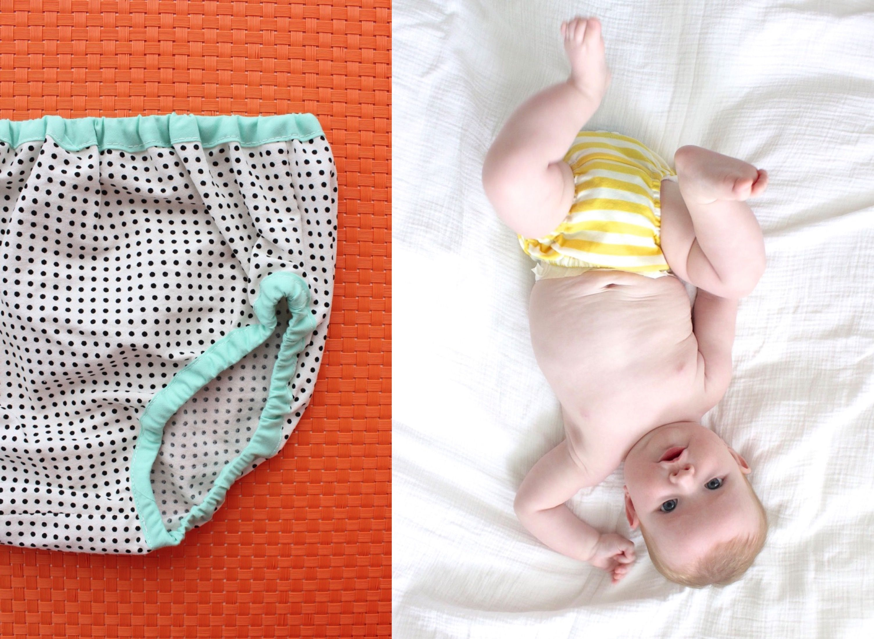 the Perfect Diaper and Nappy Cover tutorial by MADE | Pequeñita ...