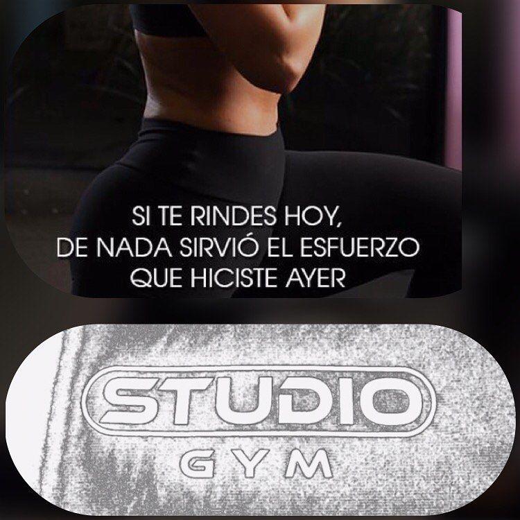 Studiogym #fitnessmotivation #fitness #fitnessgirl #gymmotivation #gym #alimentacionsaludable #nutri...