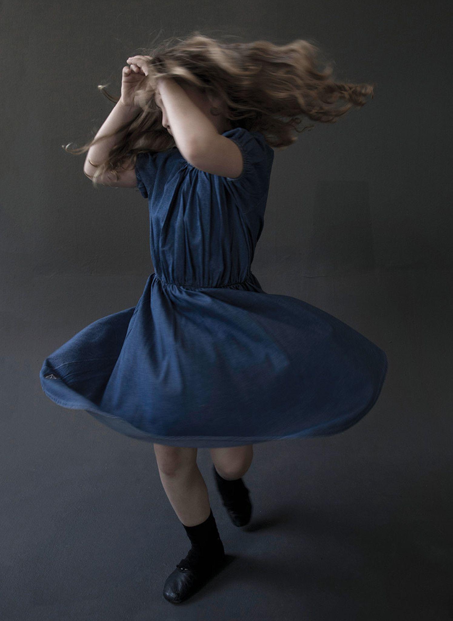 Nununu Denim Doll Dress
