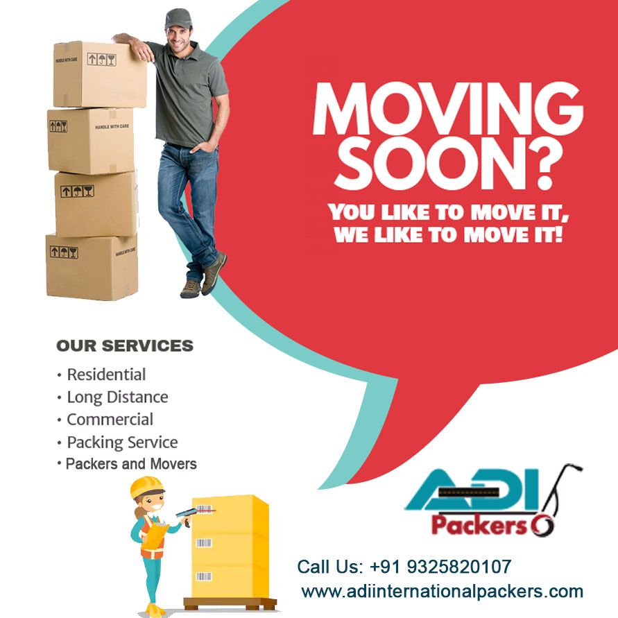 Moving unloading services