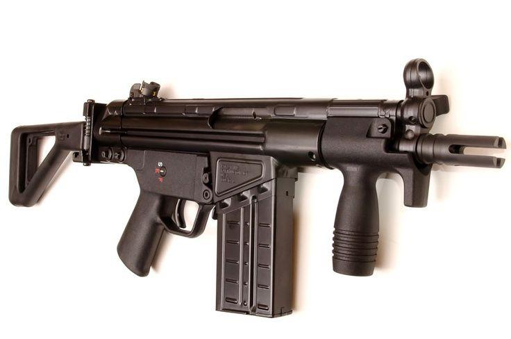 Pin On Guns Heckler Koch G3
