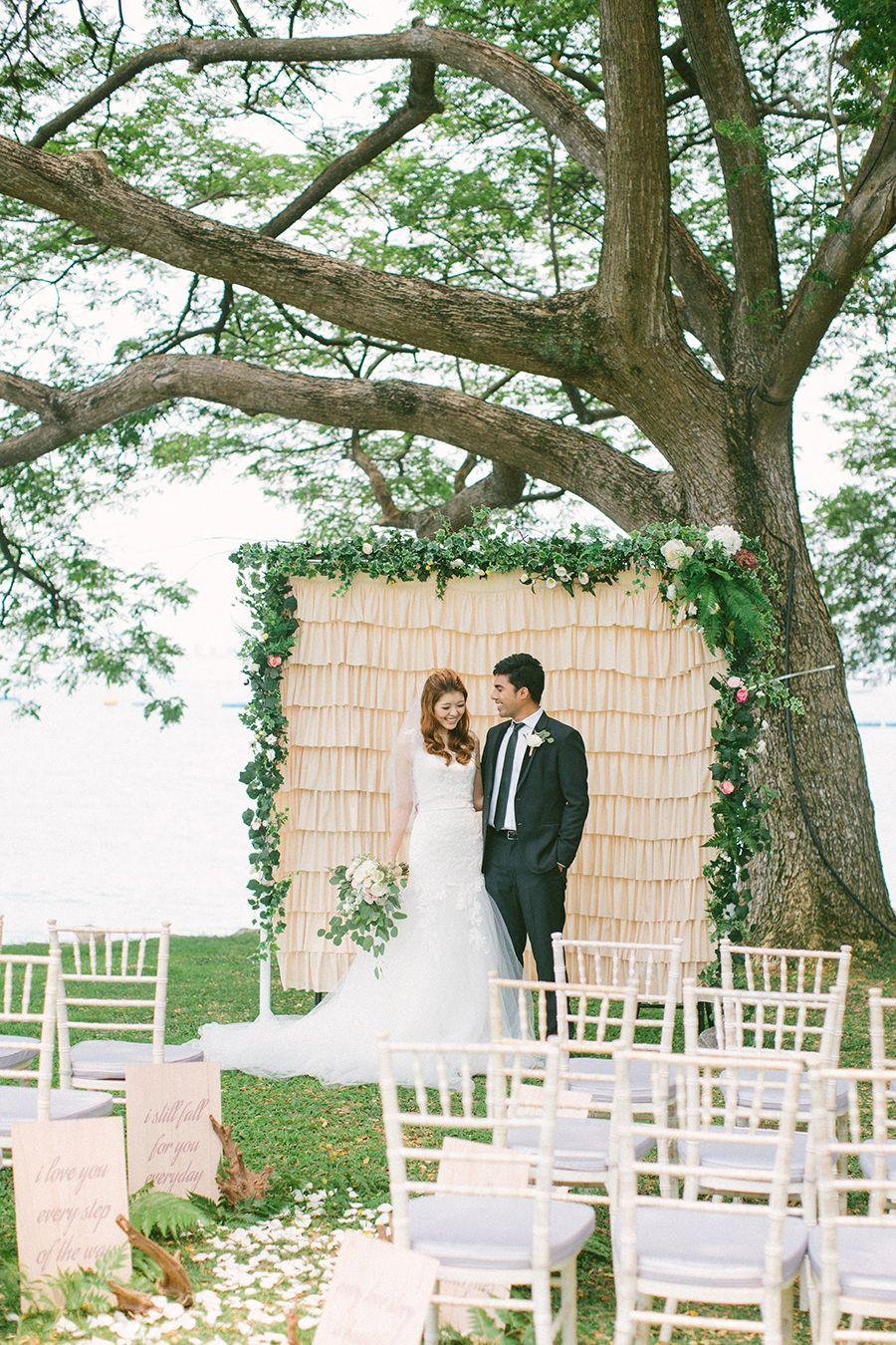 Creative Wedding Backdrops A Styled Shoot Wedding Backdrop Wedding Styled Shoot