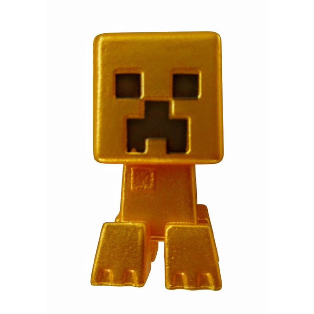 Minecraft Chest Series 1 Creeper Mini Figure | Minecraft ...