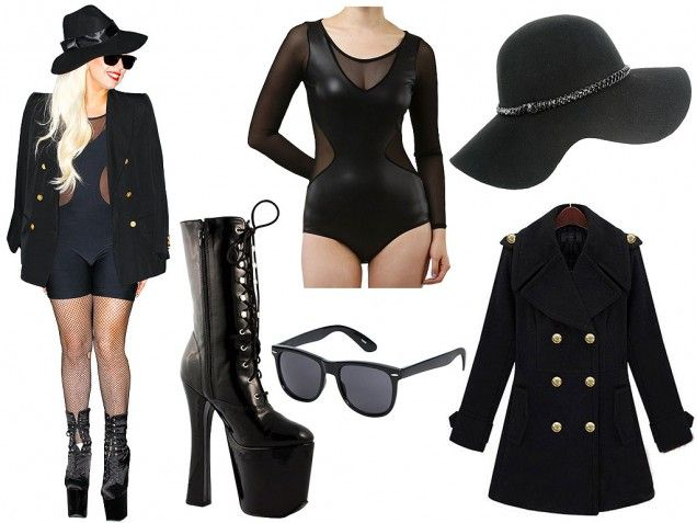 Pop Star Costumes Straight From Your Closet