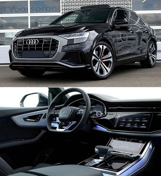 Black Land Yacht ???? Q8 amp Audi Lovers - @q8_nation ________________________________ . . . . .