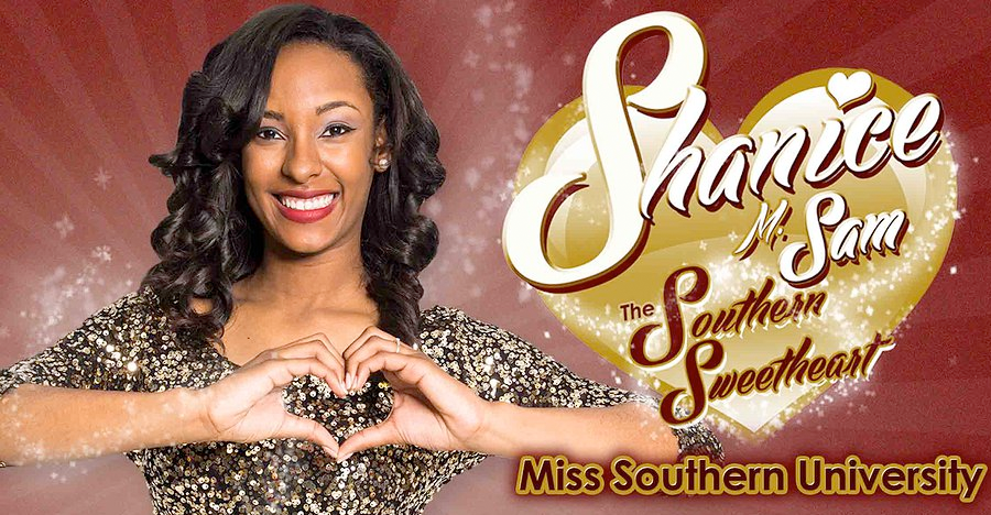 June 21 2017: Southern University has a GIGANTIC scandal on its hands  after the release of a SEXTAPE on social media. Multiple members of the Southertn University  including Brandys mother Sonya Norwwod  claim that sextape shows a woman who resembles former Miss Southern beauty queen Shanice Sam. The tape was uploaded onto the adult website XTube. And thats not all. Brandys mama also suggests that that that the man in the tape may be the Vice Chancellor of Student Affairs Brandon Dumas. So far NO ONE HAS CONFIRMED that either Shanice or the Brandon were the ones in the tape. Here is what Brandys mom is saying: Here is Brandon with Shanice: Here is Shanice with Brandons wife: Southern University issued the following statement late Tuesday: Southern University has received reports regarding a private video posted and shared online allegedly involving a university employee and/or student. Because of implications that a cyber-crime may have occurred we take matters like this very seriously. It is our aim to provide a positive environment that is conducive to learning for our students and one that is supportive of faculty and staff in carrying out the Universitys mission. To that end we advise and caution our students and employees on the importance of data security as well as the ramifications of their conduct on social media. We will continue to take every measure to ensure that our students and staff understand that we want to ensure their safety and well being both on campus and online.  The video has been removed from XTube Video.