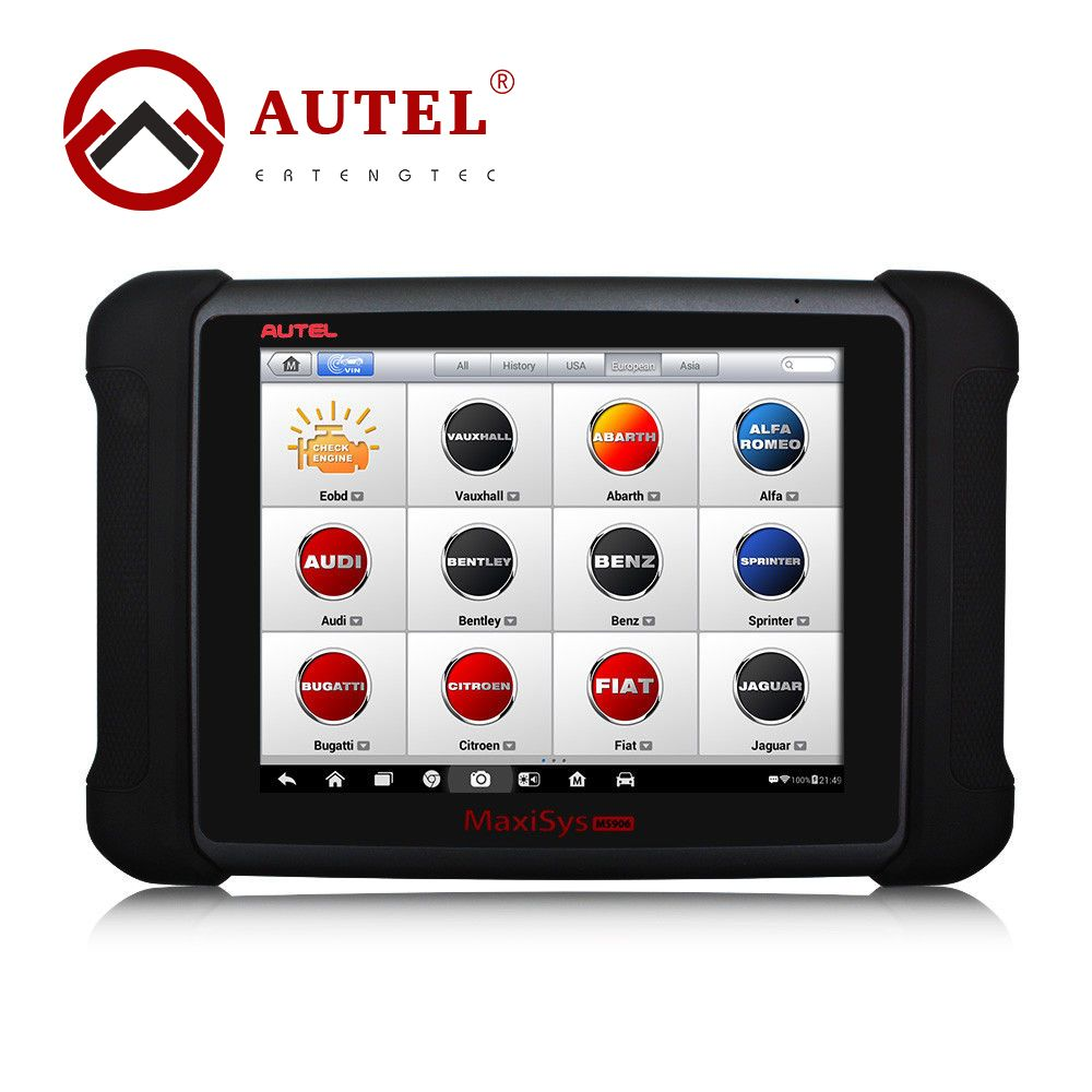 Autel MaxiSys MS906 Automotive Diagnostic Tool Full