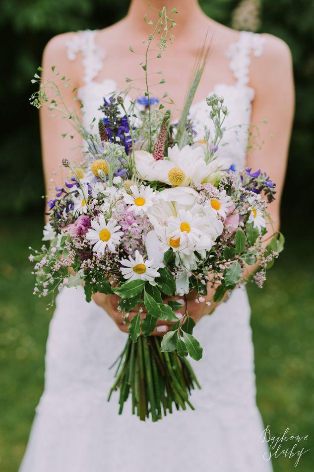 Inna Studio Bridal Bouquet Polny Bukiet Slubny Fot Bajkowe Sluby Wedding Decorations Floral Wreath Bridal Bouquet