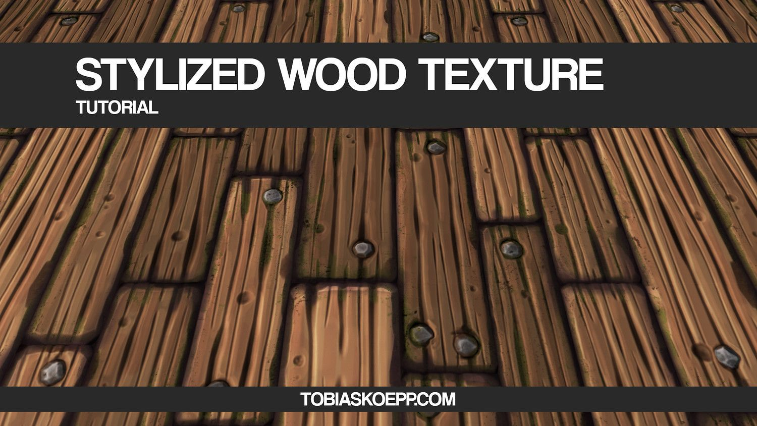 This Tutorial Covers The Entire Creation Of A Stylized Tiling Wood Texture I Will Cover The Preparation Wood Texture Character Design Tutorial Wooden Textures