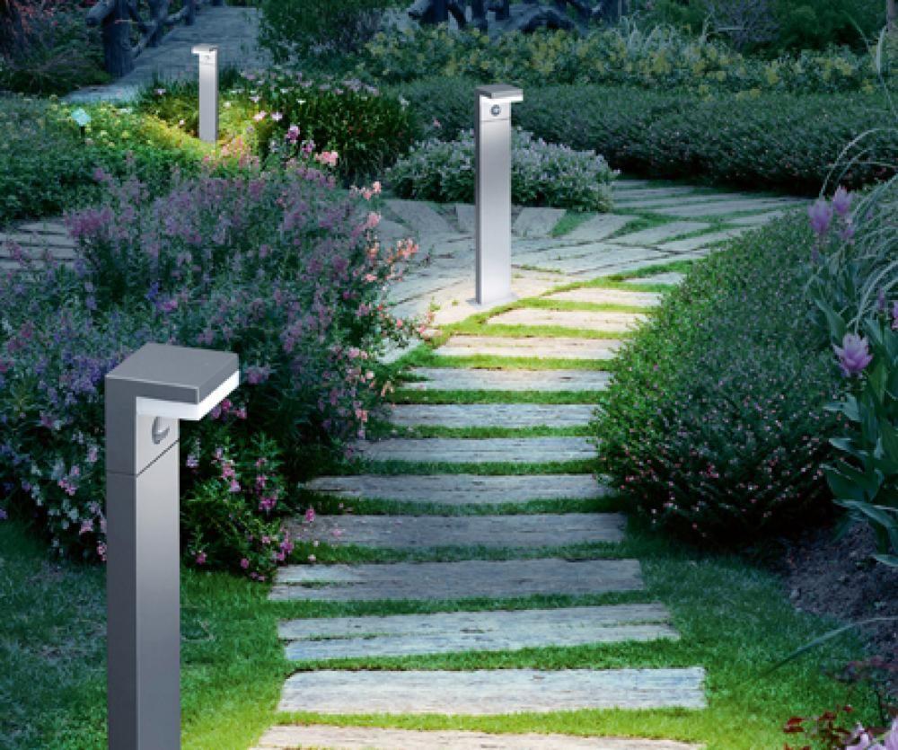 Vielfaltige Led Technik Gartenbeleuchtung Wegbeleuchtung Richtige Beleuchtung