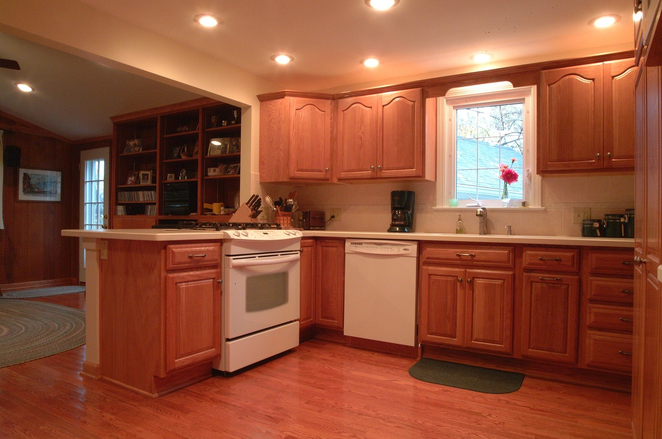 Updated Kitchen Kitchen Kitchen Remodeling Contractors Cabinets And Countertops