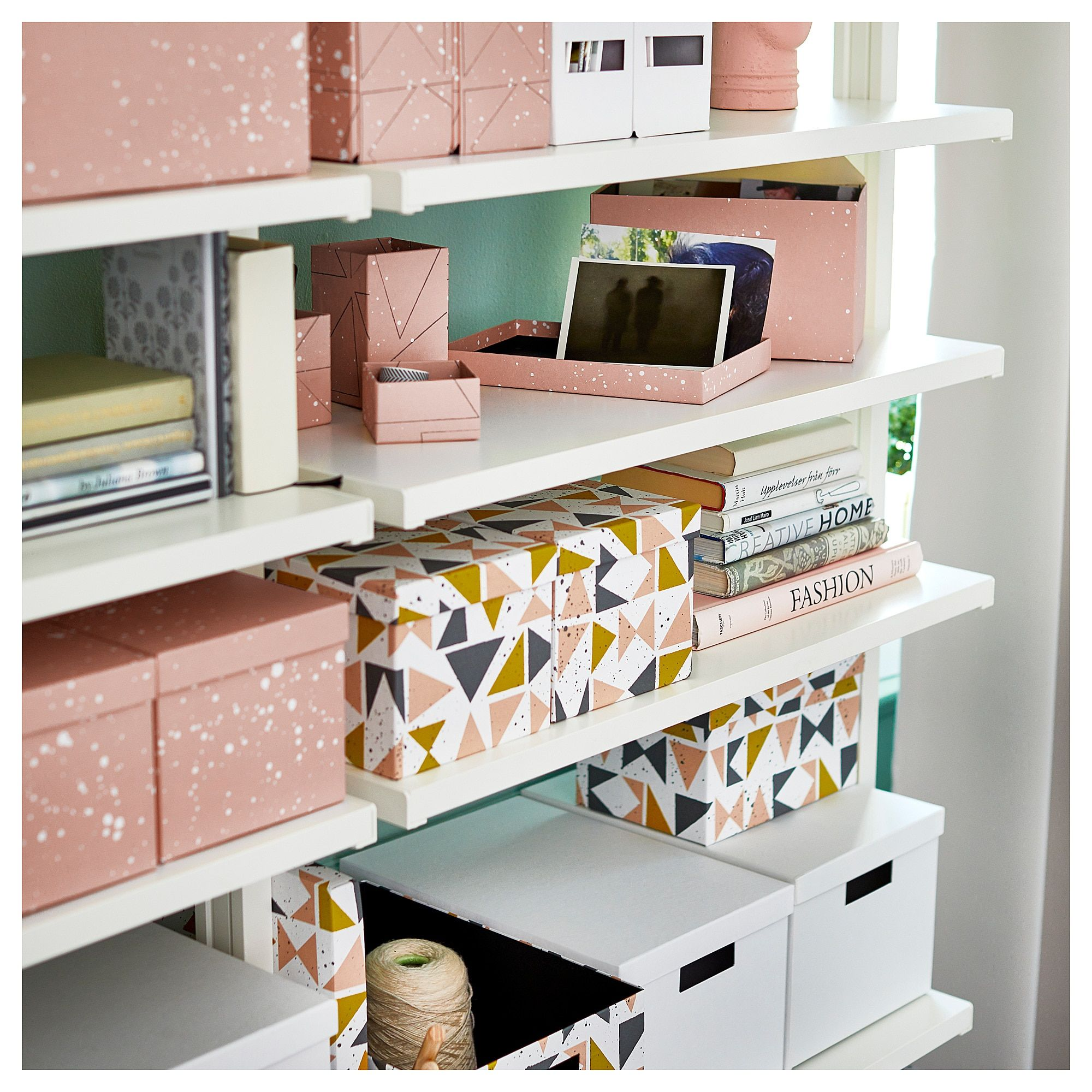 Furniture and Home Furnishings Storage boxes with lids