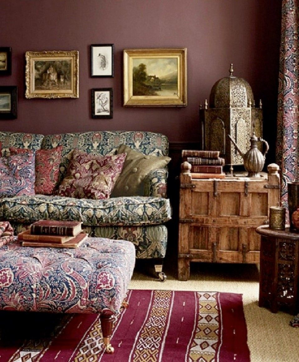 Bohemian Living Room Bohemian Living Room Decor Youtube In ...