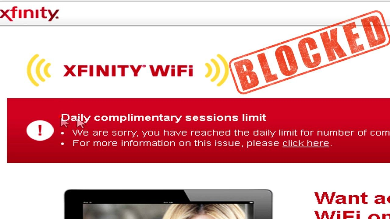 How To Bypass An Xfinity Wifi Block (PC) (With images