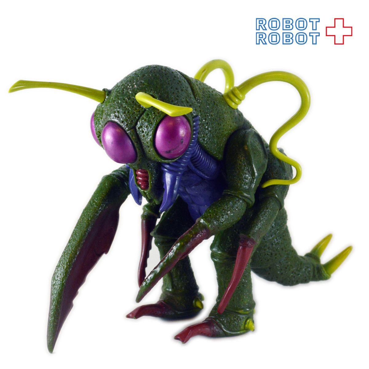 バンダイ グレートモンスターシリーズ ウルトラマンg 昆虫怪獣マジャバbandai great monster ultramang majaba 怪獣 モンスター ベイダー