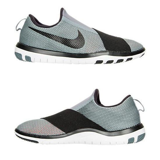 ... Nike Free Connect Training WomenS Mesh Cool Grey - Black - Pure  Platinum Us ... 168c8159a