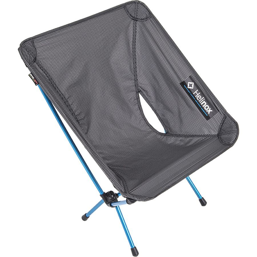 Helinox Chair Zero Camp Chair Black Blue Camping Chairs Camping Furniture Folding Camping Chairs
