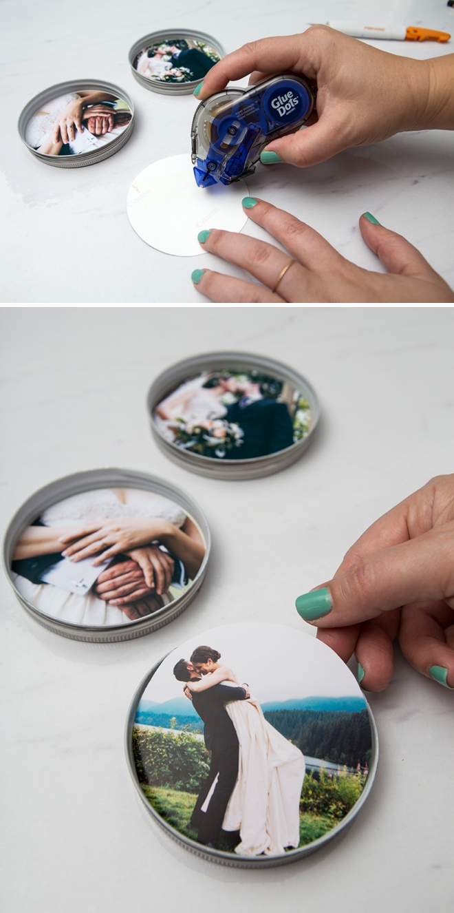 Photo of You HAVE To See These Adorable DIY Photo Resin Coasters!